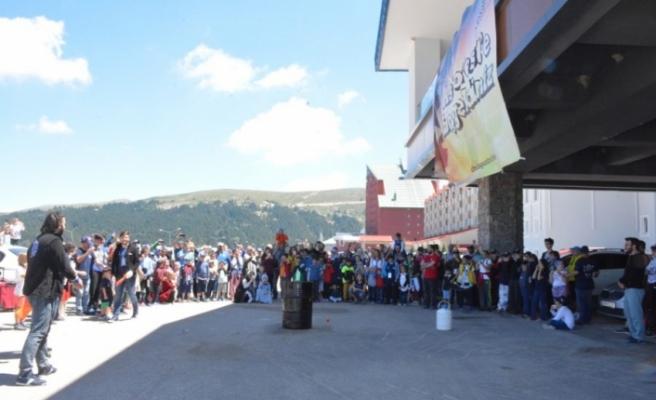 Uludağ'da 'Astrofest' heyecanı!