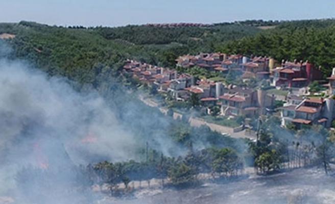 Bursa'daki orman yangını kontrol altına alındı! Soruşturma başlatıldı