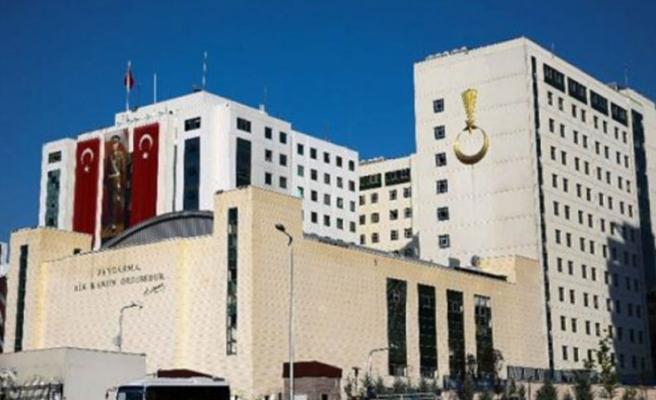 Bursa İl Jandarma Komutanlığı'nda nöbet değişimi