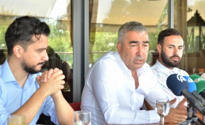 """""""Bursaspor ligde 5 ile 8 arası pozisyon almalı"""""""