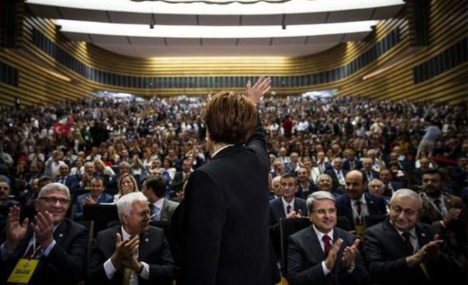 Meral Akşener, yeniden İYİ Parti Genel Başkanı!