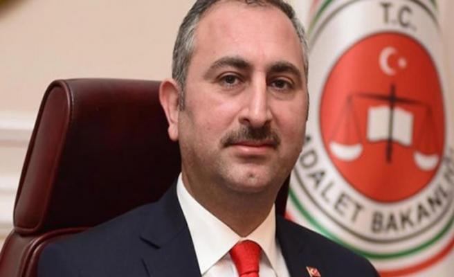 Adalet Bakanı Gül'den flaş izin!