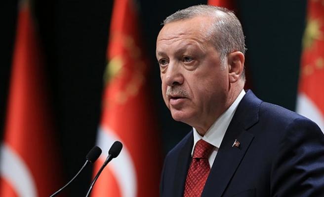 Cumhurbaşkanı Erdoğan'dan faiz açıklaması: Şu an şahsen benim sabır safhamdır