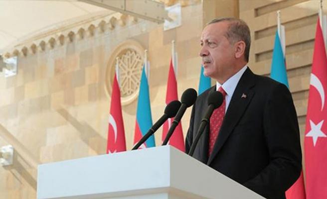 Erdoğan'dan sert mesaj: Boşunadır, beyhudedir...