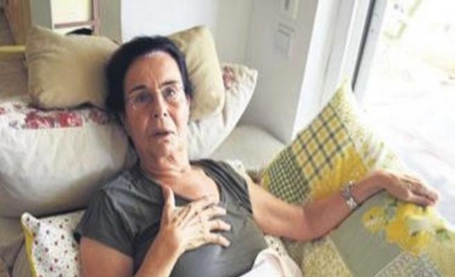 Fatma Girik leğen kemiğini çatlattı