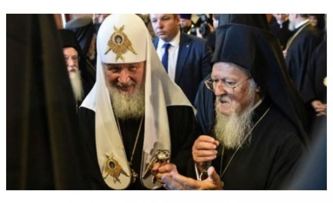 Rus Ortodoks Kilisesi, İstanbul Fener Rum Patrikhanesi arasında soğuk rüzgarlar
