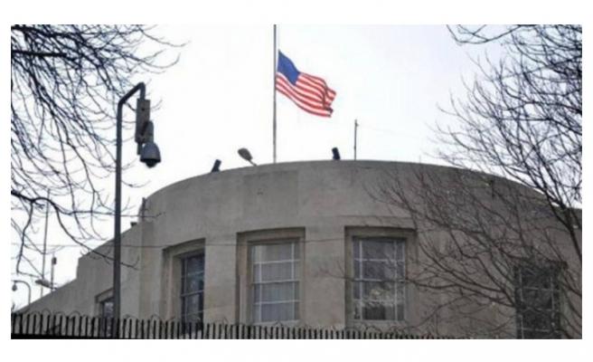 ABD Büyükelçiliği'nden terör saldırısına ilişkin açıklama!