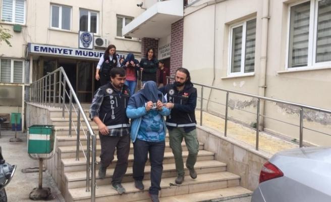Bursa'da 200 bin liralık ihbar!