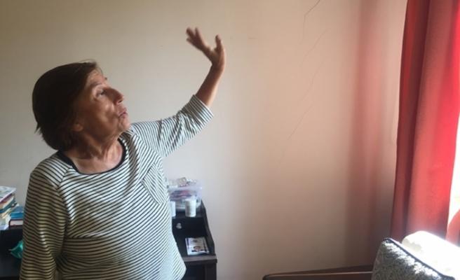 Bursa'da hafriyat kazısı deprem korkusu yaşattı!