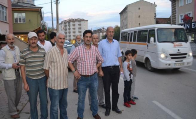 """Bursa'da her gün ölümle burun buruna geliyorlar! """"Yetkililer artık sesimizi duysun..."""""""