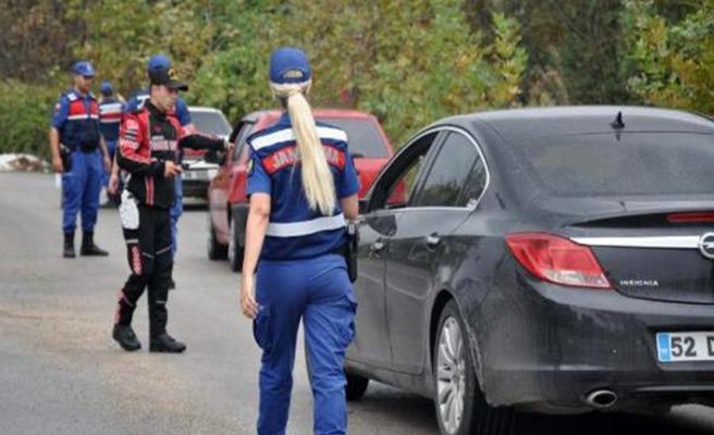Bursa'da jandarmadan hayat kurtaran uygulama