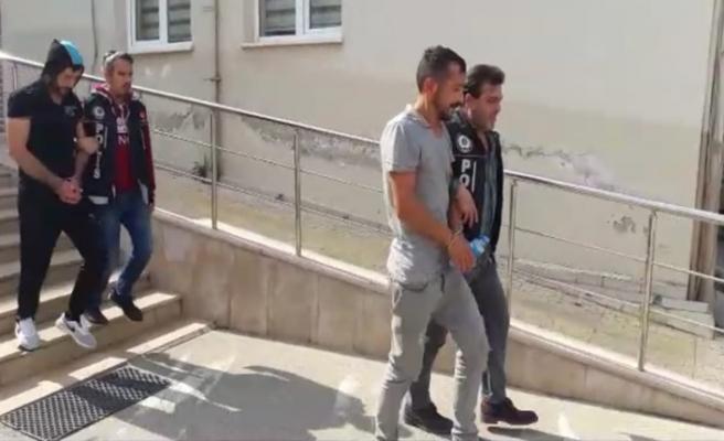 Bursa'da uyuşturucu operasyonu! 4 kişiye gözaltı