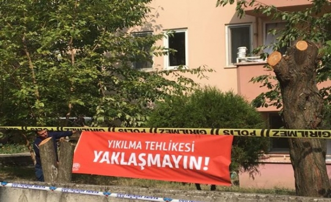 Bursa'daki o bina mühürlendi!
