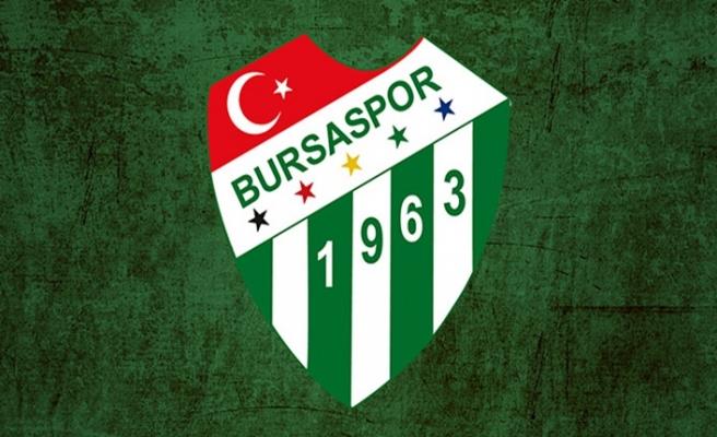Bursaspor'a darbe üzerine darbe