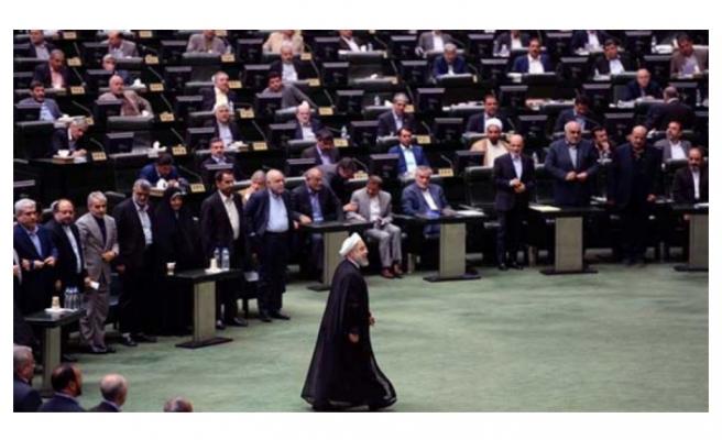 Kadın vekilden Ruhani'ye çağrı