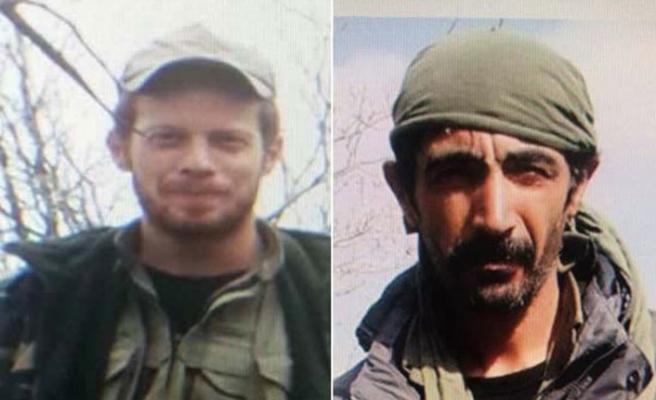 Öldürülen teröristler sözde bölge sorumluları çıktı