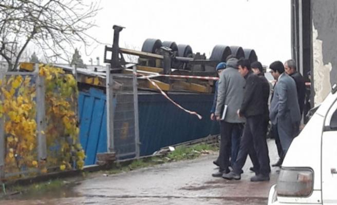 Bursa'da 2 işçinin can verdiği konteyner faciasında flaş gelişme!