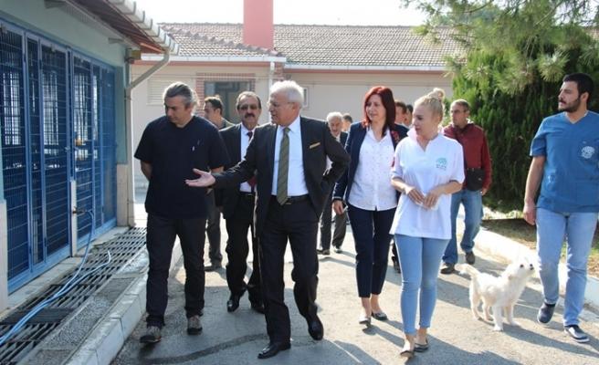 Bursa'da can dostların refahı için toplandılar