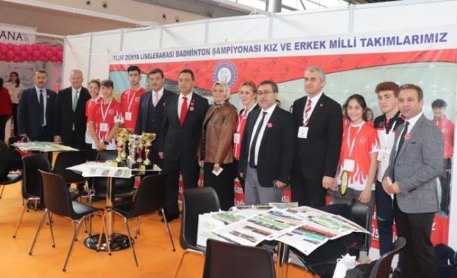 Bursa Sağlıklı Yaşam ve Spor Fuarı sona erdi