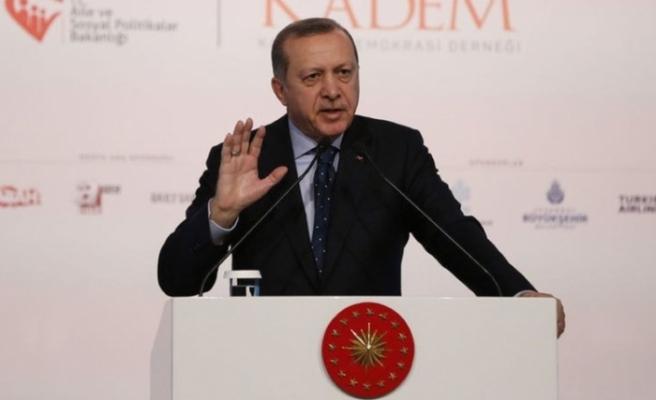 Cumhurbaşkanı Erdoğan: Araştırın, bakın dünyada bir numarayız!