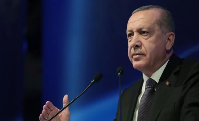 Cumhurbaşkanı Erdoğan'dan çarpıcı açıklamalar! 7 şehidimiz, 25 yaralımız var...