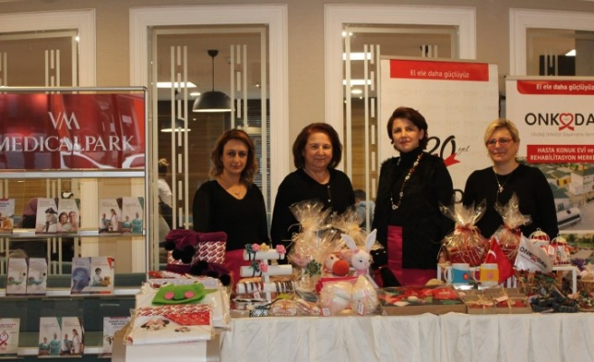 VM Medical Park Bursa, ONKO-DAY ile el ele verdi