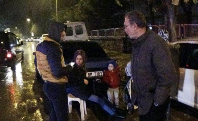 Bursa'da kaza! Vicdansız sürücü çarpıp kaçtı