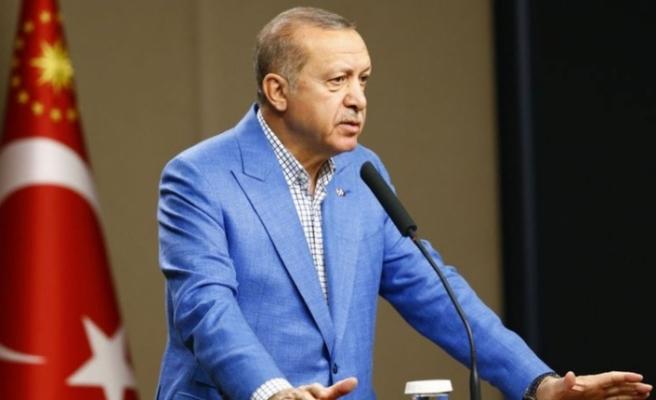 Cumhurbaşkanı Erdoğan'dan İstanbul adayıyla ilgili açıklama!