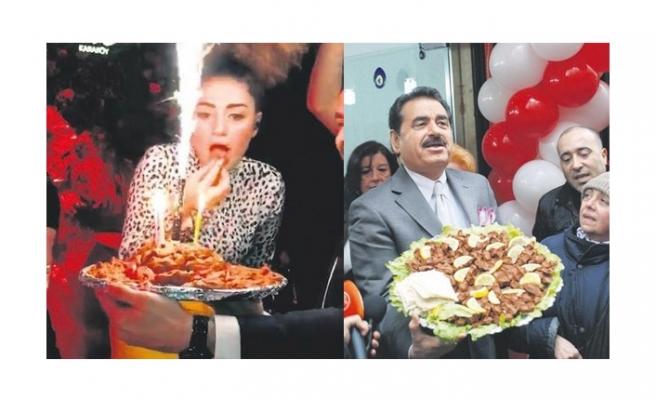 Dilan Çıtak'a çiğ köfteli doğum günü!