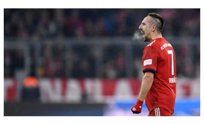 Ribery, Bayern Münih serüvenini sonlandırıyor!