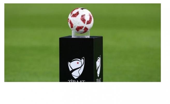 Türkiye Kupası son 16 tur kuraları çekildi