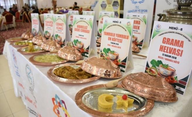 Bursa'da yöresel lezzetler geleceğe taşınıyor