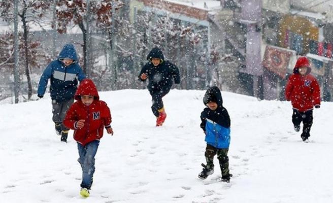 Bursa için kar açıklaması! Okullar tatil olacak mı?
