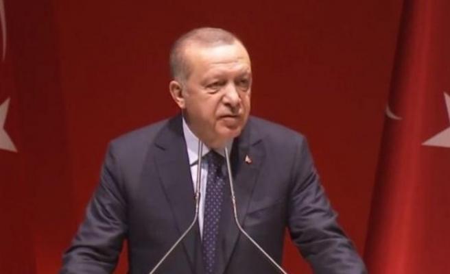 Cumhurbaşkanı Erdoğan açıkladı!  Milyonlarca hazırlıyoruz