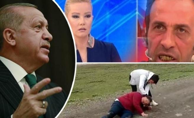 Erdoğan'dan Palu ailesi talimatı
