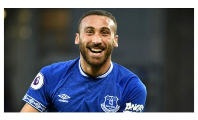 Everton, o takımın Cenk Tosun için yaptığı teklifi reddetti!