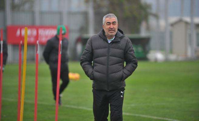 """""""Fenerbahçe maçını kazanmak istiyoruz"""""""