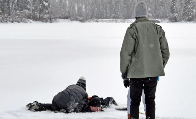 Karlı havada nasıl yürünür?