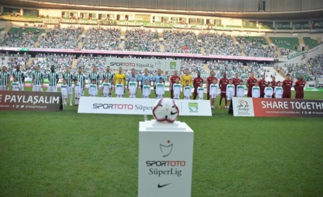 Kayserispor ile Bursaspor 42. randevuda