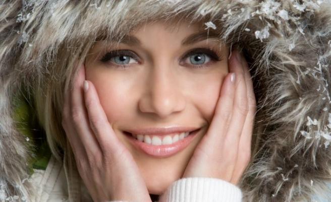 Kış aylarında cildimize dikkat!