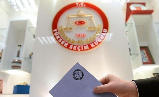 Seçim Yasakları Resmi Gazete 'de yayımlandı