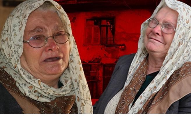 Yaşlı kadının sözleri yürek yaktı... ''Çaresiz kaldım''