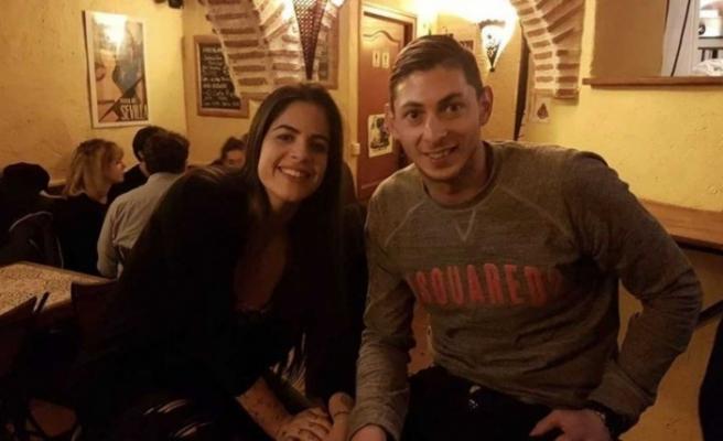 Arjantinli futbolcu Sala'nın sevgilisi ilk kez konuştu!