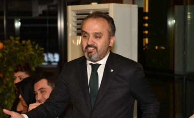 Başkan Aktaş: Bursa'nın tarihini değiştirmek istiyorum