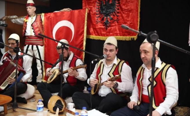 Bursa'da Rumeli gecesi