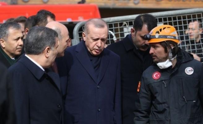 Cumhurbaşkanı Erdoğan: 'Milletimiz artık kentsel dönüşüme destek vermeli'