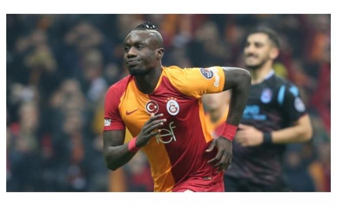 Diagne, Galatasaray taraftarını çıldırttı!