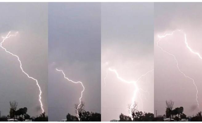 Hortum faciasından sonra 'tam fırtına' uyarısı