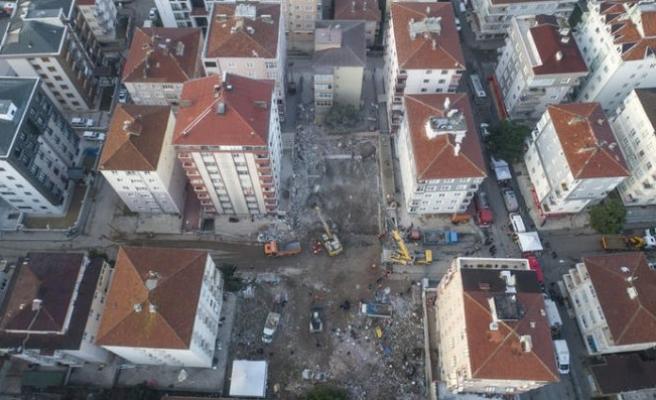 Kartal'da 8 bina yıkılacak