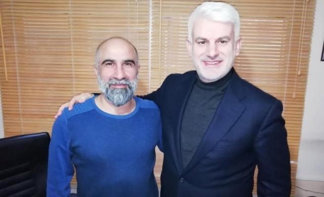 Şahin Yenişehir'de bir dizi ziyaret gerçekleştirdi